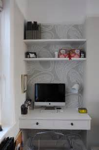 built in desk bedroom cole and son wallpaper rajapur hallway ideas