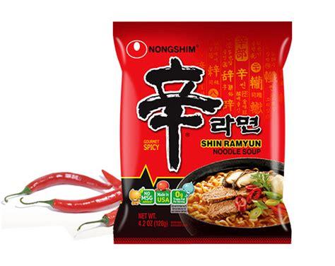 Nongshim Shinramyun Cup Noodle Soup shin ramyun nongshim usa