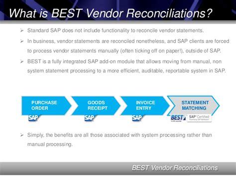 supplier reconciliation template vendor reconciliation in sap