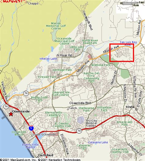 oceanside ca map jeffries ranch homes condos oceanside oceanside