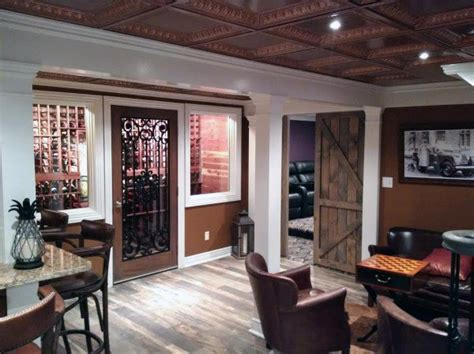 finish basement ceiling top 60 best basement ceiling ideas downstairs finishing