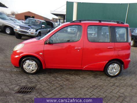 toyota yaris verso toyota yaris verso 1 3 cars2africa