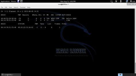 kali linux tutorial wifi wep wifi hacking wep kali linux aircrack ng suite kali