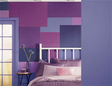 decorating ideas with paint for walls home delightful - Painting Bedroom Walls Different Colors