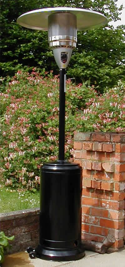 Top Quality Professional Gas Patio Heater Black Finish Ebay Professional Patio Heater