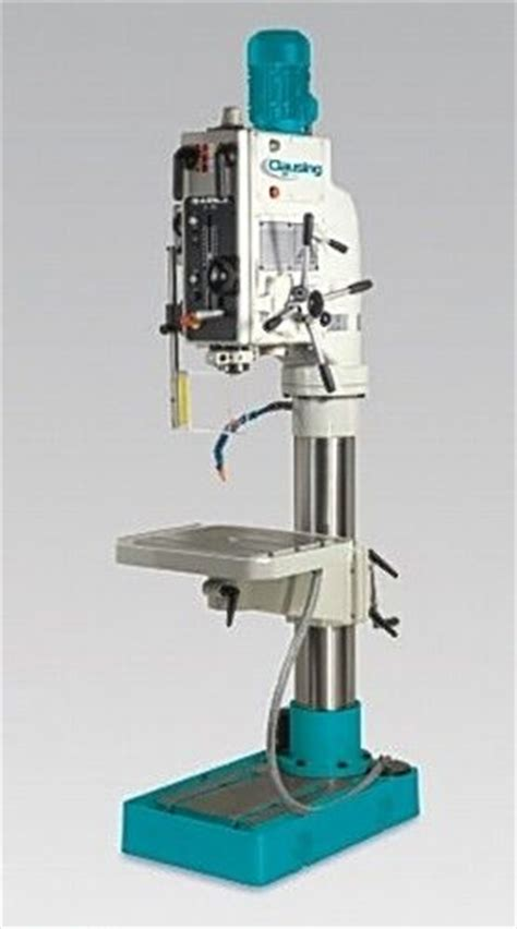 drill press swing 29 swing 4hp spindle clausing a50rs drill press for sale