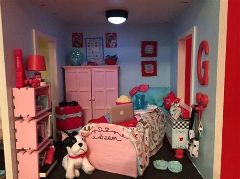 american girl bedroom ideas 1000 images about doll houses and decorating ideas on