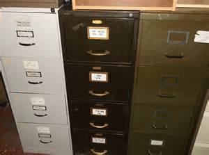Retro Filing Cabinet Retro Vintage Filing Cabinet Grey Brown Green Used Office Furniture Ebay