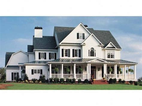 Big Porch House Plans 25 Best Ideas About Country Farm Houses On