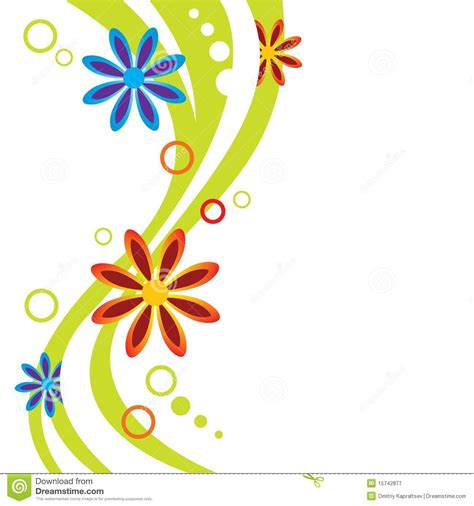 flower design abstract abstract flower design royalty free stock photography