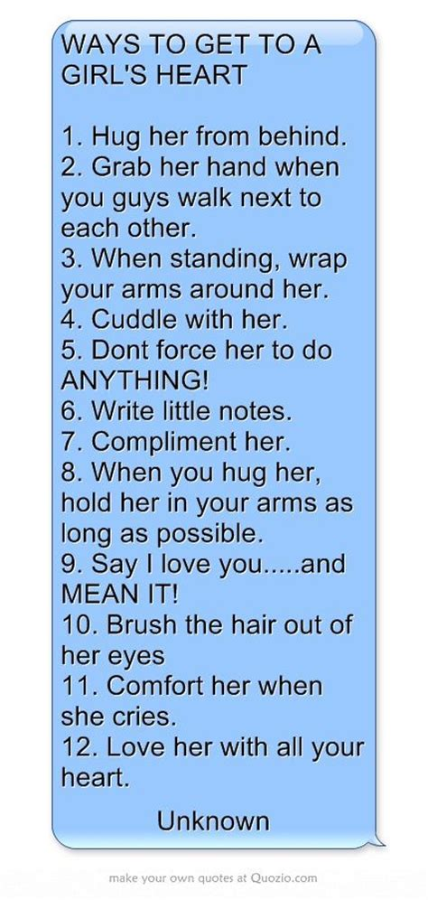 7 Things Its Okay To Do Around Guys by Ways To Get To A S 1 Hug From 2