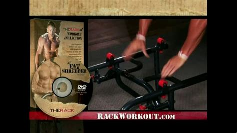 Owen Mckibbin The Rack by The Rack Workout Tv Commercial Ispot Tv