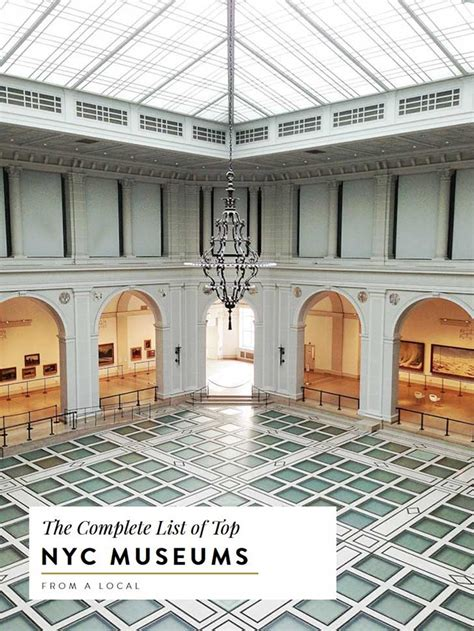 best museum in ny an insider s guide to the best museums in nyc