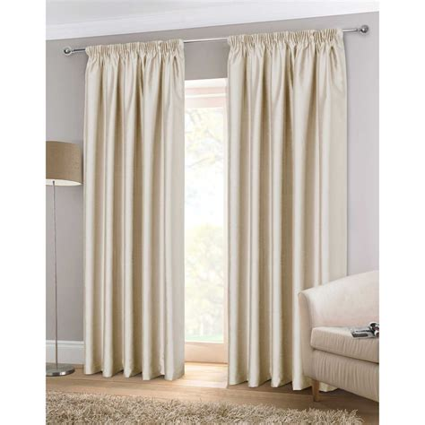 silk draperies ready made faux silk natural ready made curtains closs hamblin