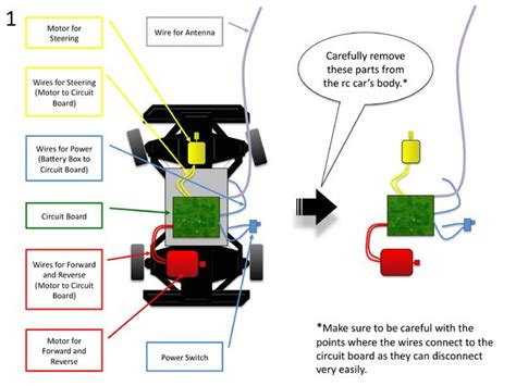 rc car diagram rc car wiring diagram 21 wiring diagram images wiring