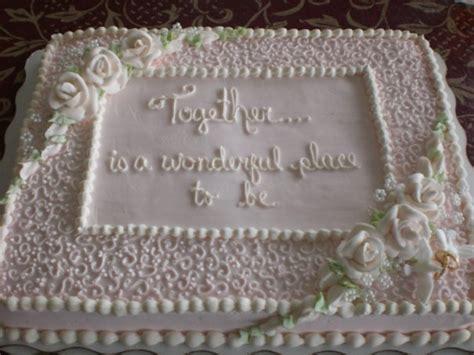 Bridal Shower Sheet Cakes by Bridal Shower Cake Cakes Bridal Shower