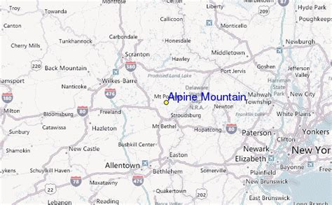 alpine mountain skimap org alpine mountain ski resort guide location map alpine