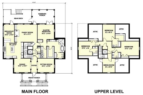 southern house floor plans southern house plans the characteristics of living style