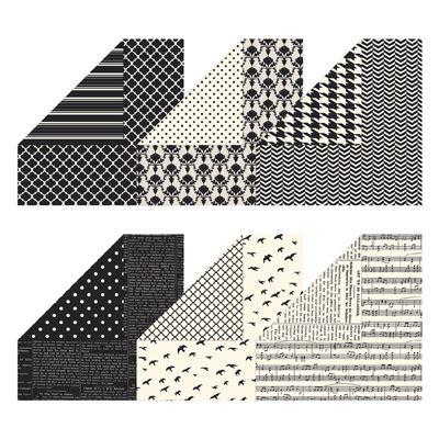 Modern Paper - my new favorite designer series paper modern medley
