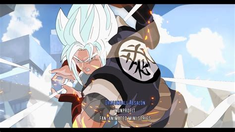 wallpaper dragon ball absalon dragon ball absalon 2012 goku hyper unknown by gt4tube