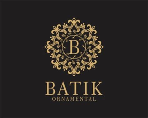design batik logo batik ornamental designed by furiosa brandcrowd