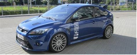 Mountune Performance Deutschland by Ford Focus Rs