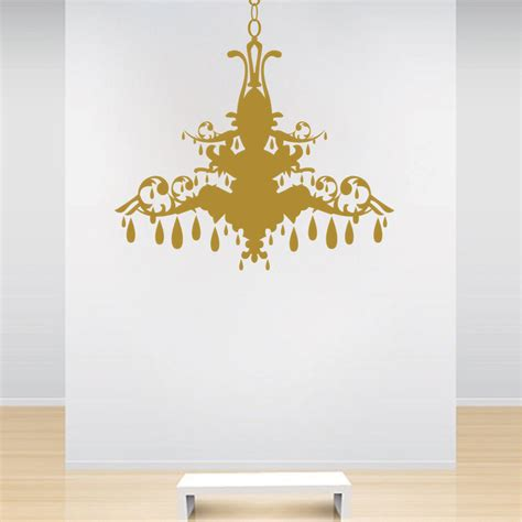 chandelier wall sticker chandelier wall stickers 28 images chandelier wall