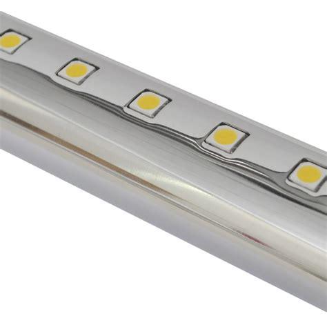 Lu Led Semny 15 W vidaxl co uk stainless steel led ceiling light warm white 15 w