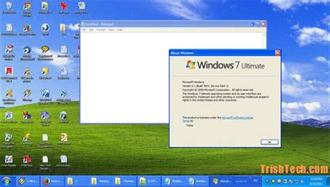 themes pc windows xp how to install windows xp theme for windows 7