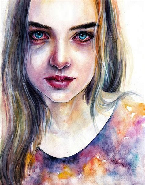watercolor paintings ideas  lina inspiration