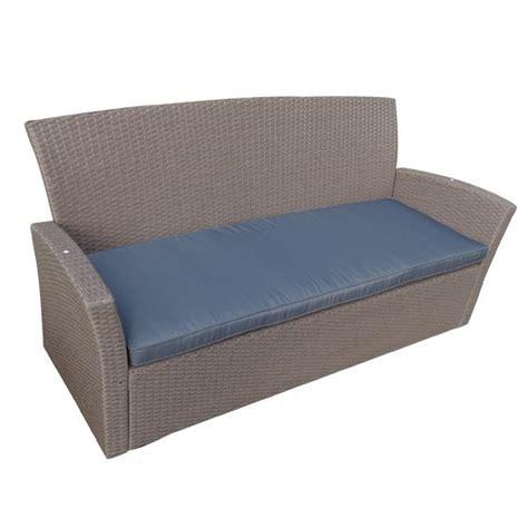 cuscini per divano grigio cuscino per divano 3 posti ibiza grigio scuro tessile