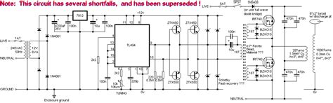 Solid State Tesla Coil Plans Solid State Tesla Coil