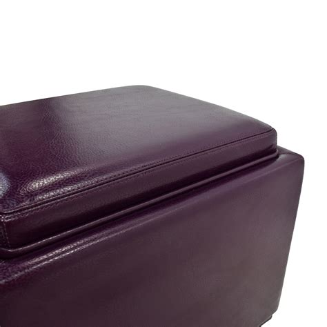 crate and barrel storage ottoman 73 crate and barrel crate barrel leather storage