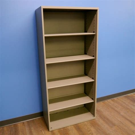 metal book shelves steelcase metal bookcase office furniture warehouse