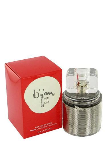 Parfum Twist bijan with a twist for bijan cologne een geur voor