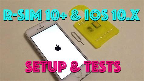 R Sim 11 Unlock Ios All Iphone 4 4g 5s 6s 6g 7 7s unlock icloud ios 11 iphone remove icloud bypass icloud