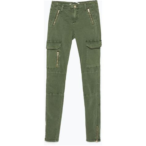 Green Zipper Pant zippers trousers and on