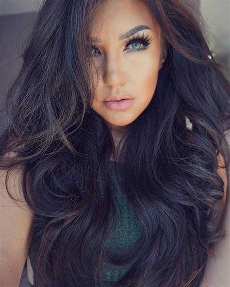 hairstyles and hair colors 25 dark hair color ideas long hairstyles 2017 long