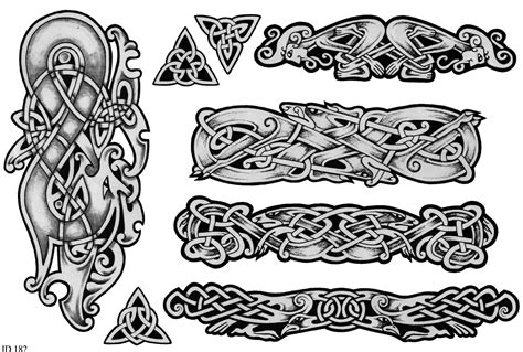 celtic tribal tattoos and meanings celtic designs sheet 182 celtic designs