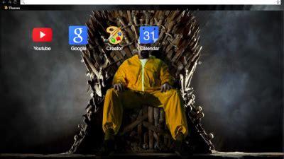 theme google chrome breaking bad breaking bad chrome themes themebeta