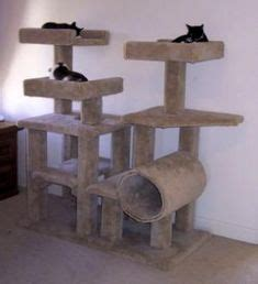 cat furniture plans woodworking projects