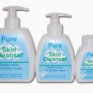 Pureskin Toner review for skin cleanser by reitzer pharmaceuticals