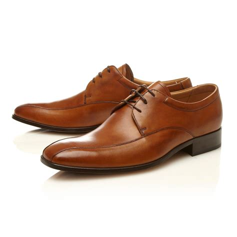 ross shoes barker ross formal shoes in brown for lyst