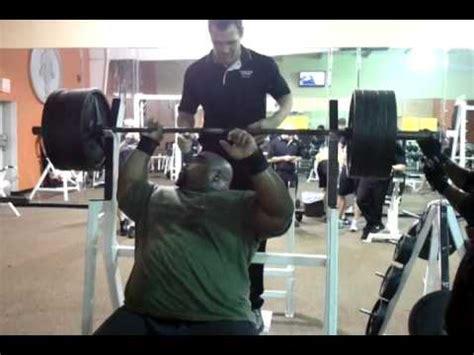 495 bench press 505 pound incline bench doovi