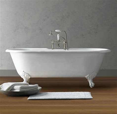 Restoration Hardware Bathtubs by Vintage Imperial Clawfoot Soaking Tub For The Home