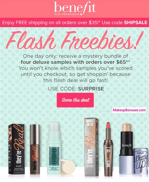 tattoo junkee cosmetics discount code benefit cosmetics free gift w purchase makeup bonuses