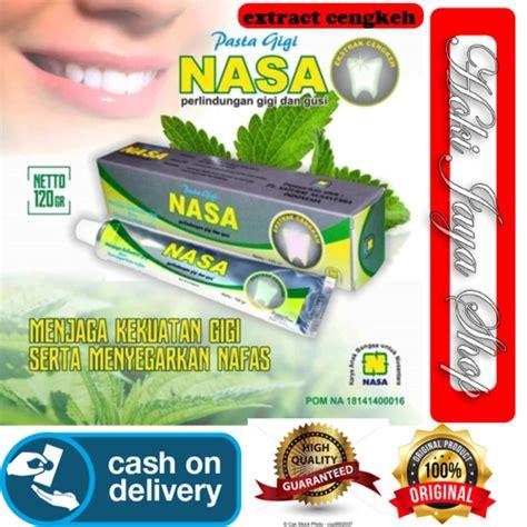 Pasta Gigi Nasa Jakarta jual produk nasa terbaru di lazada co id