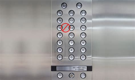 No 13th Floor In Buildings by The Rule Of 13 Why Isn T There A 13th Floor Mowrey