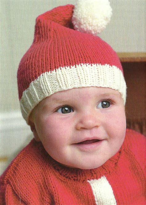 knitting pattern for santa hat santa hat burns