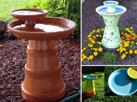 decorare vasi di terracotta decorazioni da giardino con vasi di terracotta